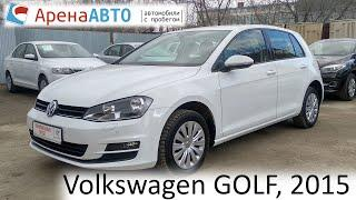 Volkswagen GOLF, 2015
